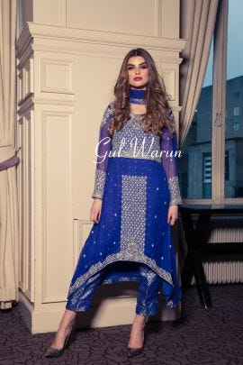 Luxury Handwork Formal Collection by Gul Warun